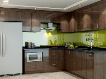 Cách chọn tủ bếp đẹp, bền, chuẩn tiết kiệm