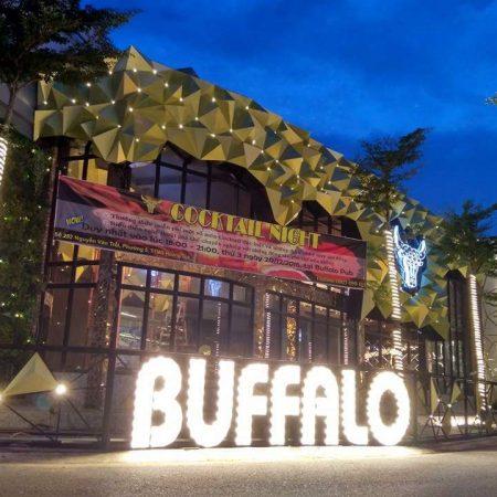 Bar Buffalo, Cà Mau