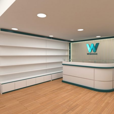 Văn phòng Wishine, Lê Văn Sỹ, Quận 3