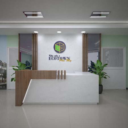 Nhà điều hành Ecotown, Phú Mỹ, Bà Rịa Vũng Tàu